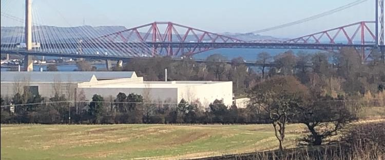 3 bridges across The Forth
